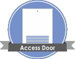 Access Door دریچه های هوا