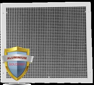 Aluminum Eggcrate Return Air Grille 300x271 Aluminum Egg crate