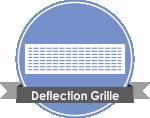 Deflection Grille دریچه های هوا