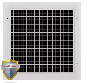 GOLDMAN Aluminum Egg crate Return Air Grille 300x285 دریچه های هوا