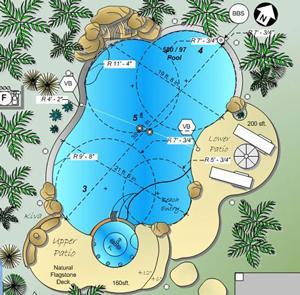 pool design1 طراحی تاسیسات استخر(بخش نخست)